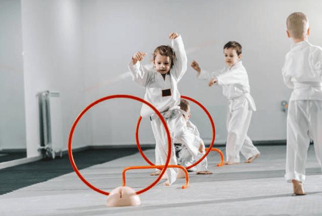 Kidsbirthday, Tersak's Family Martial Arts Academy Jacksonville FL