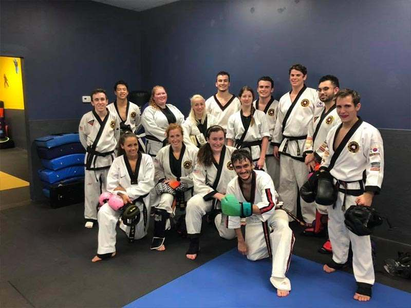adult martial arts classes in Jacksonville