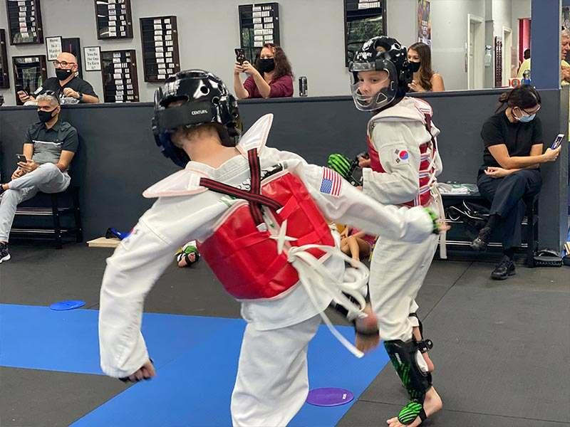 K3, Tersak's Family Martial Arts Academy Jacksonville FL