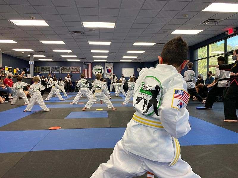 K5, Tersak's Family Martial Arts Academy Jacksonville FL