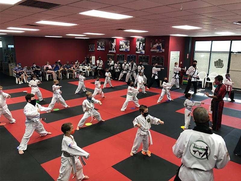 P2, Tersak's Family Martial Arts Academy Jacksonville FL