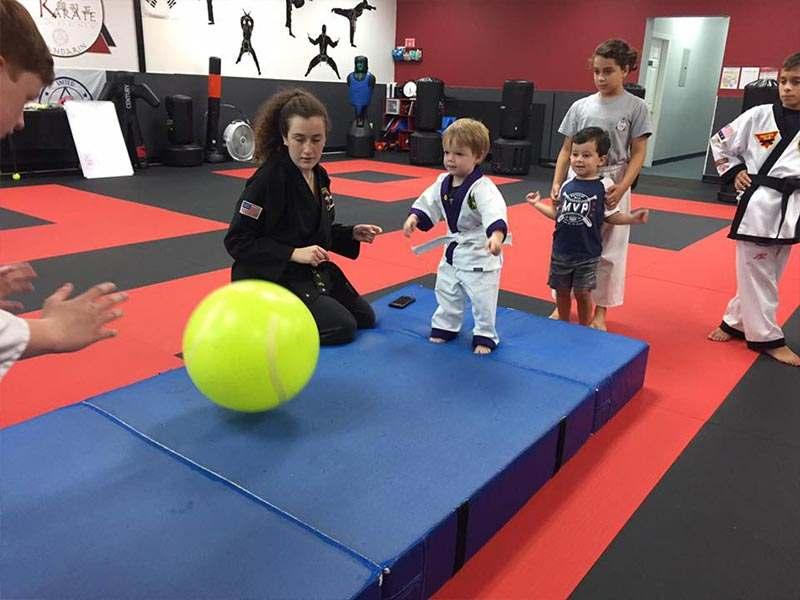 P5, Tersak's Family Martial Arts Academy Jacksonville FL