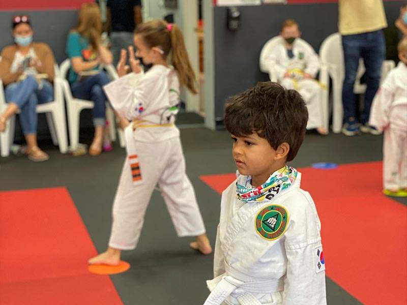 P6, Tersak's Family Martial Arts Academy Jacksonville FL