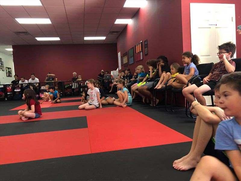 Sc2, Tersak's Family Martial Arts Academy Jacksonville FL