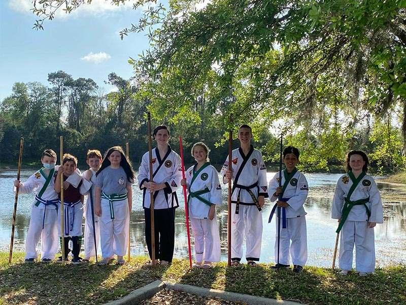 Summercamp1, Tersak's Family Martial Arts Academy Jacksonville FL