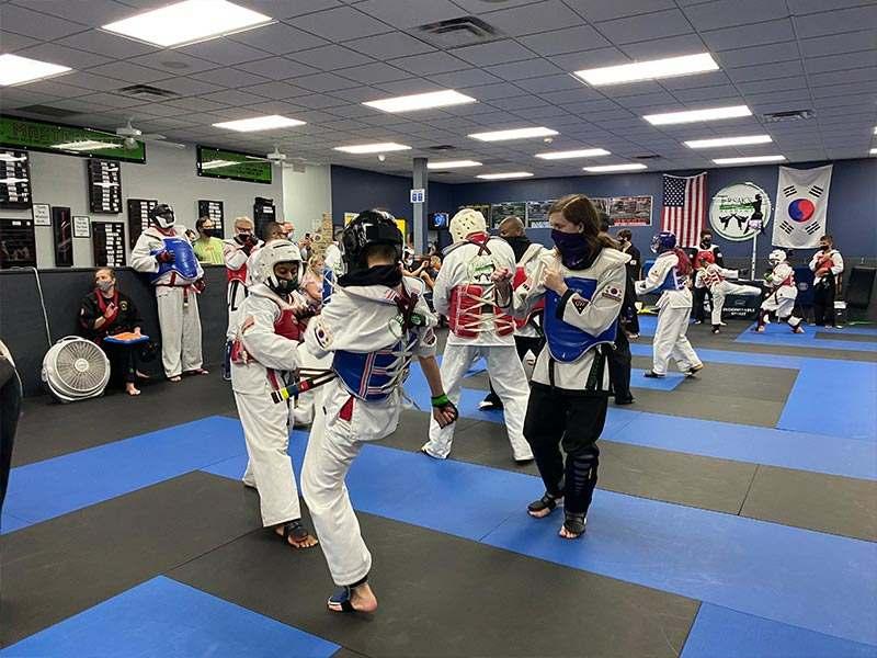 Teen2, Tersak's Family Martial Arts Academy Jacksonville FL